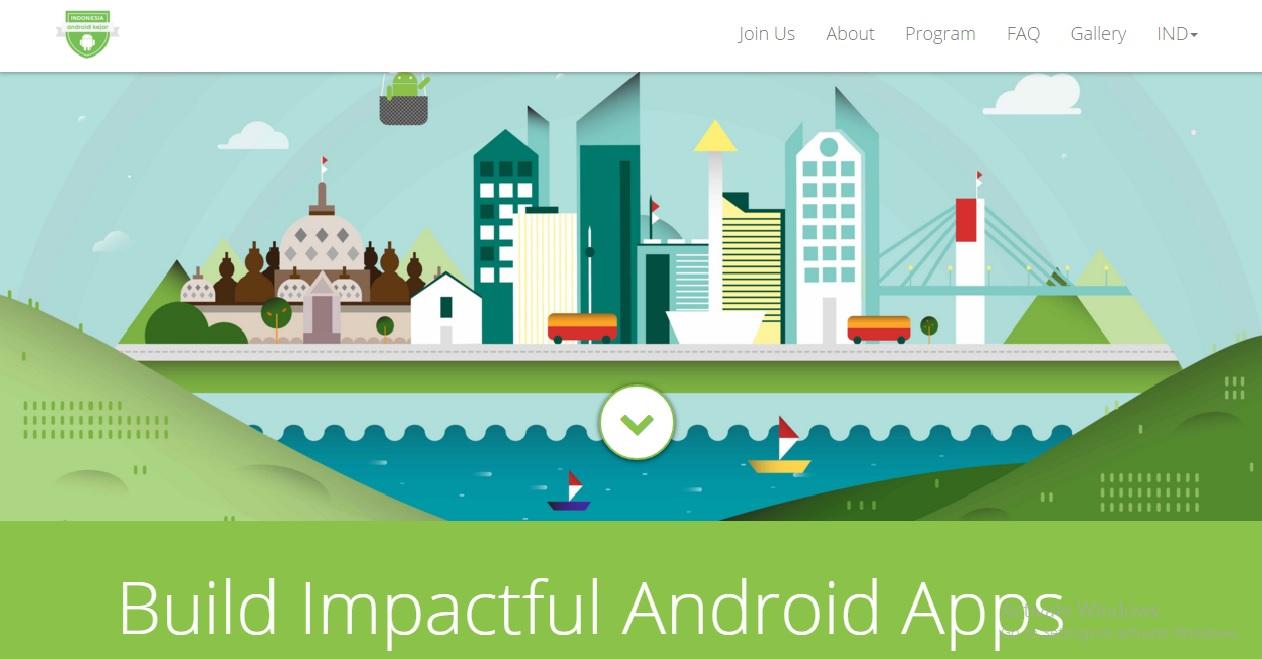 Belajar Bikin Aplikasi di Indonesia Android Kejar