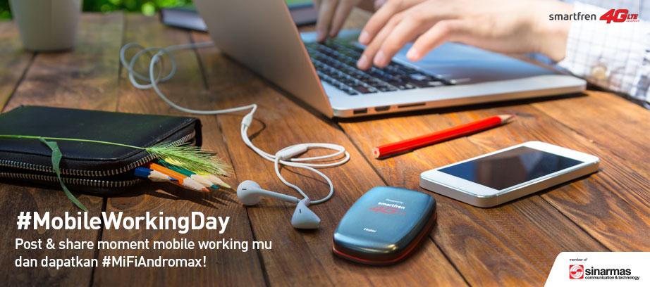 Promo Smartfren #MobileWorkingDay