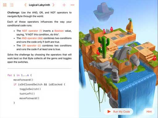 Swift Playgrounds, Awam Pun Bisa Belajar Bikin Aplikasi
