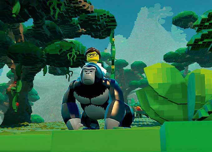 LEGO Worlds Udah Ada di PS4