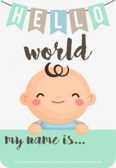 Tips Memilih Nama Bayi dan Beberapa Contoh Nama Bayi